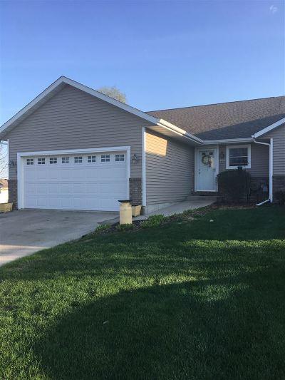 Iowa County Condo/Townhouse For Sale: 703 E North St #2