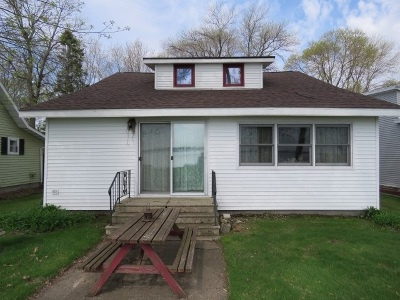 Dodge County Single Family Home For Sale: N10868 Maple Point
