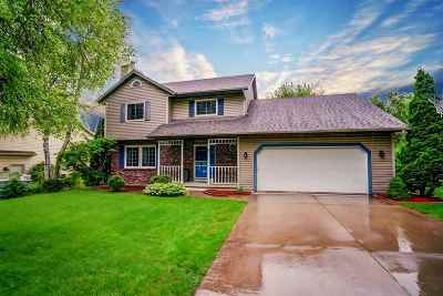 Madison Single Family Home For Sale: 6 Forest Dale Ct