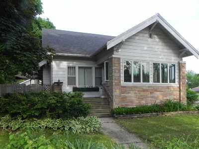 Deerfield Single Family Home For Sale: 403 S Main St