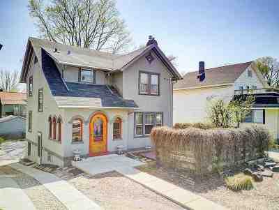 Madison Single Family Home For Sale: 2135 Regent St