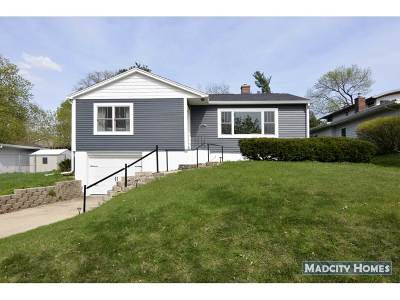 Madison Single Family Home For Sale: 405 N Meadow Ln