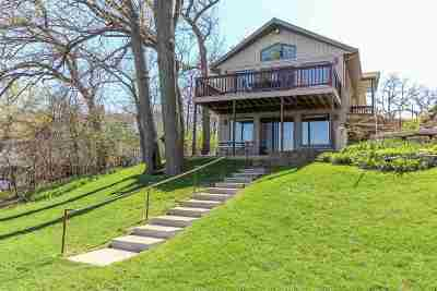 Jefferson County Single Family Home For Sale: N4134 Sleepy Hollow Rd