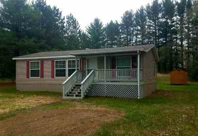 Wisconsin Dells Single Family Home For Sale: 1145 N Gale Dr