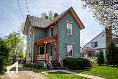 Oregon Single Family Home For Sale: 126 W Lincoln St