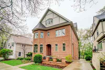 Madison Single Family Home For Sale: 2111 Adams St