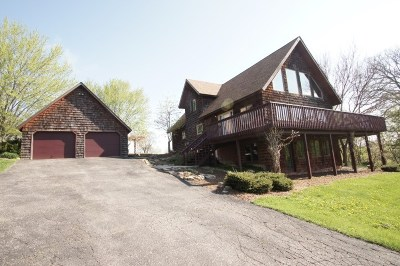 Dodgeville Single Family Home For Sale: 3611 Rowe Rd