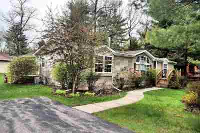 Wisconsin Dells Single Family Home For Sale: 148 Cliffside Dr