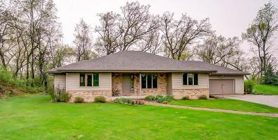 Mount Horeb Single Family Home For Sale: 3231 County Road P