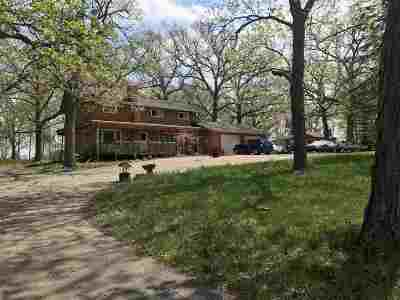 Beloit Single Family Home For Sale: 5605 S County Road D