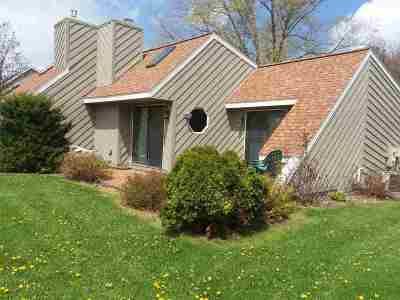 Wisconsin Dells Condo/Townhouse For Sale: 800 Xanadu Rd #HGHLD 5