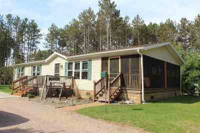 Friendship WI Single Family Home For Sale: $118,500
