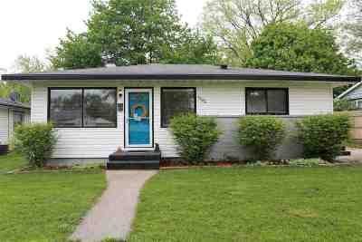 Beloit Single Family Home For Sale: 1720 Townline Ave