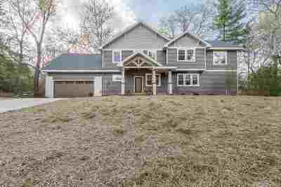 Madison Single Family Home For Sale: 1402 E Skyline Dr