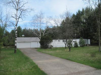 Friendship WI Single Family Home For Sale: $39,900