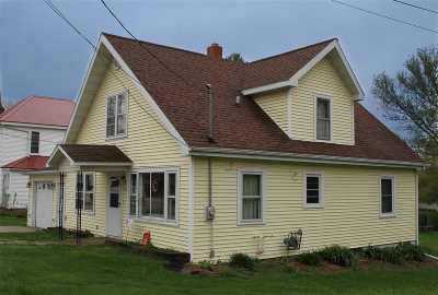 Iowa County Single Family Home For Sale: 1205 Dodgeville St