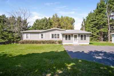 Wisconsin Dells Single Family Home For Sale: 3521 County Road G