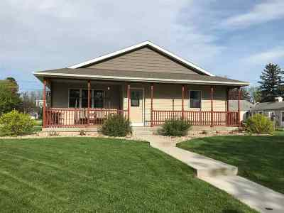 Sauk County Single Family Home For Sale: 1100 Franklin St