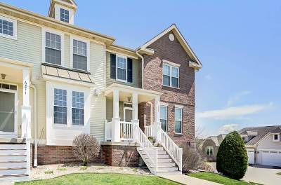Deforest Condo/Townhouse For Sale: 6807 Yellowwood Ln