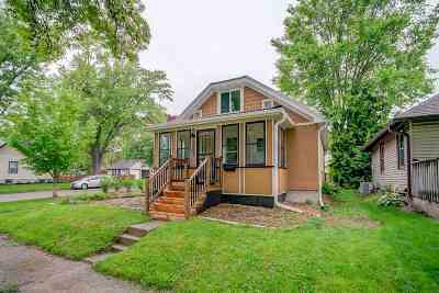 Madison Single Family Home For Sale: 2802 Moland St
