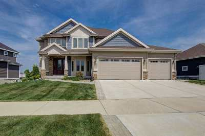 Waunakee Single Family Home For Sale: 780 Westbridge Tr