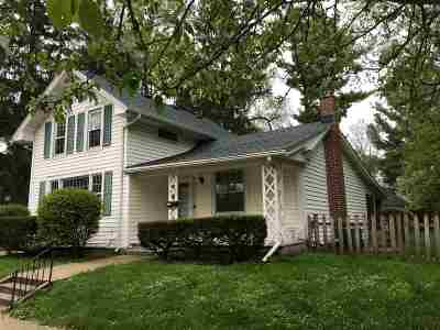 Janesville Single Family Home For Sale: 1114 E Court St