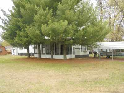 Friendship WI Single Family Home For Sale: $19,900
