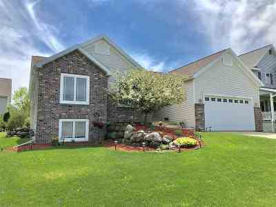 Madison Single Family Home For Sale: 9423 White Fox Ln