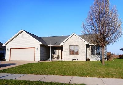 Janesville Single Family Home For Sale: 2326 Purple Aster Ln
