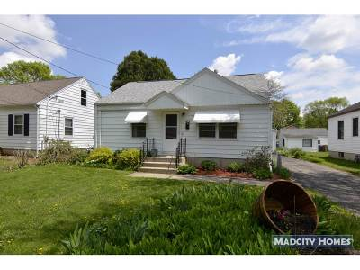 Madison Single Family Home For Sale: 413 Ring St