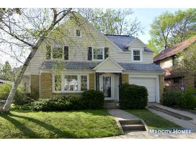 Madison Single Family Home For Sale: 2246 Fox Ave