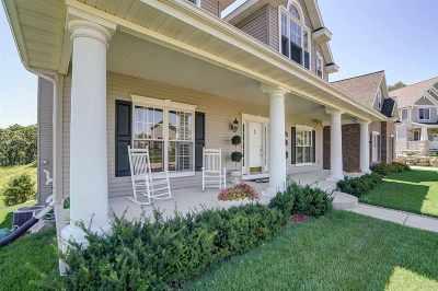 Dane County Single Family Home For Sale: 9201 Ashworth Dr