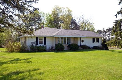Columbia County Single Family Home For Sale: N9040 Hwy 44