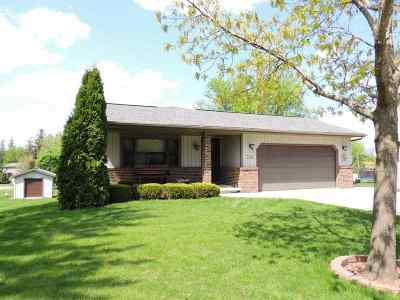 Iowa County Single Family Home For Sale: 320 W Valley St