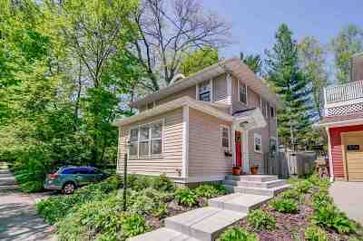 Madison Single Family Home For Sale: 2004 Adams St
