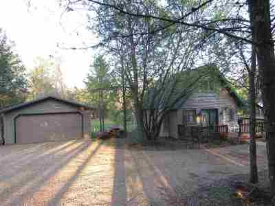 Friendship WI Single Family Home For Sale: $109,900