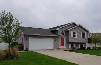 Rock County Single Family Home For Sale: 611 Porter Rd