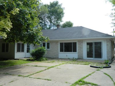 Green County Single Family Home For Sale: 301 S Mechanic St