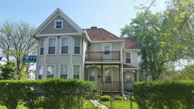 Madison Multi Family Home For Sale: 153 N Franklin St