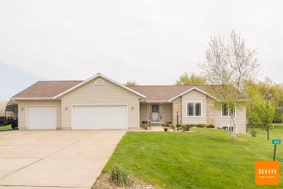 Dane County Single Family Home For Sale: 6616 Cheddar Crest Dr