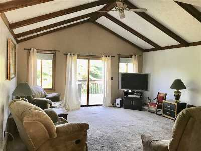 Sauk County Single Family Home For Sale: S1214 Town Hall Rd