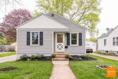 Madison Single Family Home For Sale: 3617 Margaret St