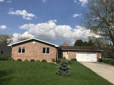 Madison Single Family Home For Sale: 5201 Comanche Way
