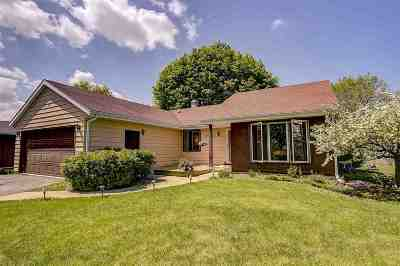 Madison Single Family Home For Sale: 2822 McKenna Blvd