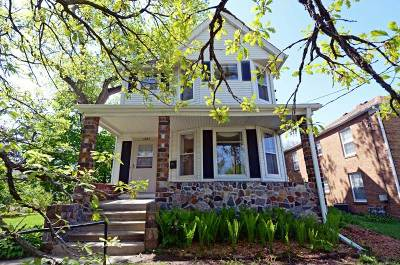 Madison Single Family Home For Sale: 1407 Chandler St