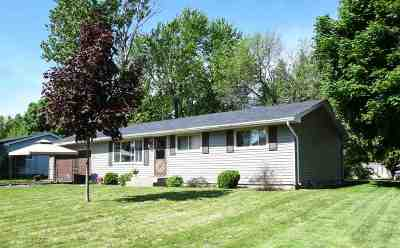 Green County Single Family Home For Sale: 2233 4th Ave W