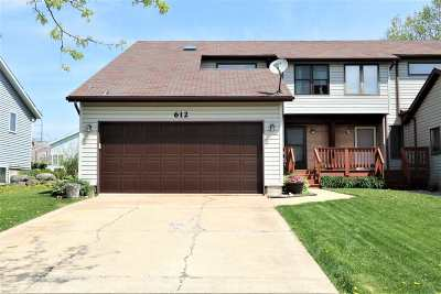 Sun Prairie Single Family Home For Sale: 612 Granite Way