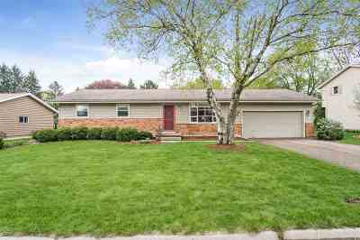 Sun Prairie WI Single Family Home For Sale: $235,000