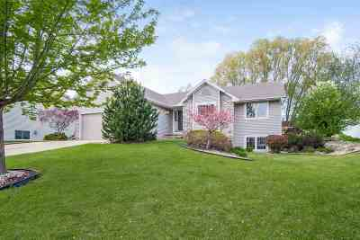 Sun Prairie Single Family Home For Sale: 1792 Frawley Dr