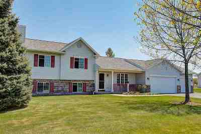 Dodge County Single Family Home For Sale: N7534 Burns Rd